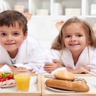 Çocuklarda Kahvaltı Nasıl Olmalı?