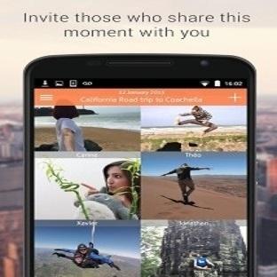 Crossroad Android Fotoğraf Paylaşım Uygulamaları