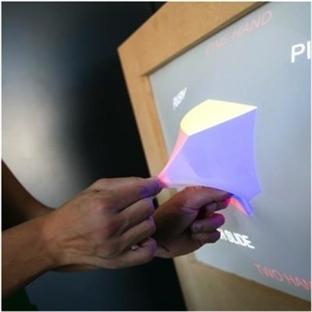 Değişebilir Ekran Teknolojisi GHOST ile Dokunun
