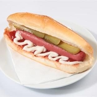 Evde Hot Dog Yapımı