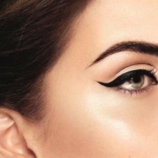Eyeliner Nasıl Sürülür – İpucu