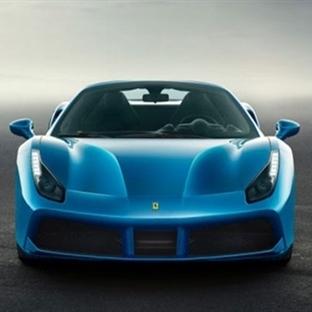 Ferrari'nin 661 Beygirlik Yeni Canavarı: 488 Spide