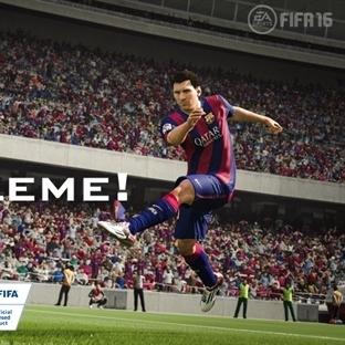 FIFA 16 – Play Beautiful Tüm Detaylar!