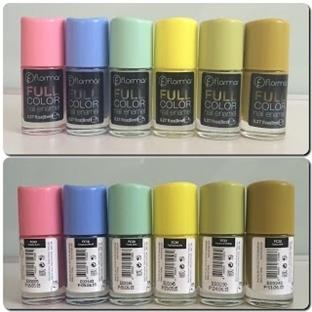 Flormar Full Color Oje Serisi
