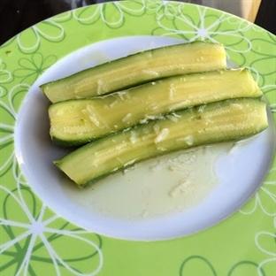 Girit Kabağı salatası