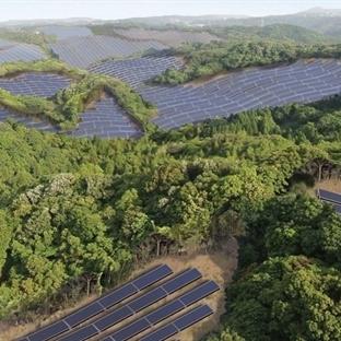 Golf sahalarını güneş enerjisi çiftliği yapıyorlar