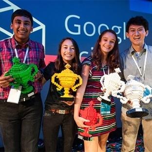 Google Bilim Fuarı Finalistleri ve Projeler