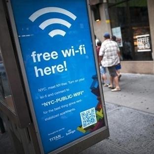 Google'dan Ücretsiz Wi-fi Hizmeti