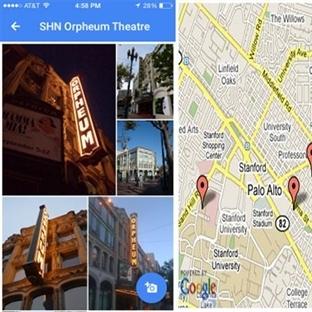 Google Maps Facebook Üzerinden Yer Bildirecek