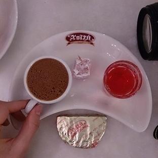 Greek Coffee vs Türk Kahvesi