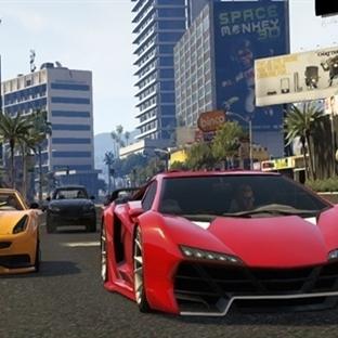 GTA 5'e Yeni Güncelleme Geliyor!