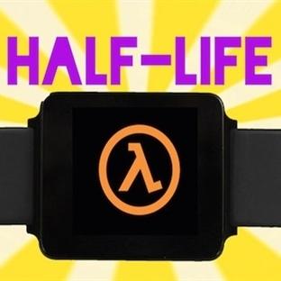 Half Life, Android Wear'da!