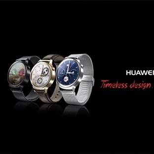 Huawei Watch Luxury Kutu Açılışı