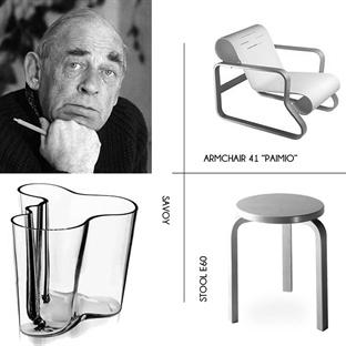 Ikea'dan Alvar Aalto 'esinlenmesi'…
