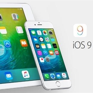 iOS 9 için herkese açık beta sürüm yayınlandı
