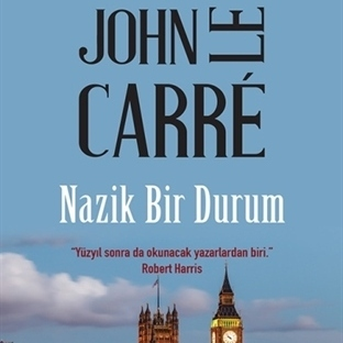 John Le Carrè'in Son Romanı Türkçe'de