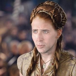 Karşınızda 'Cage of Thrones'!