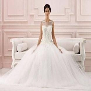Kır düğünlerinde için gelinlik modelleri