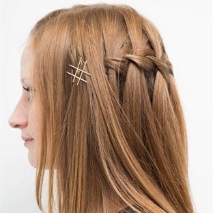Kolayca Yapılabilecek 7 Şık Saç Stili