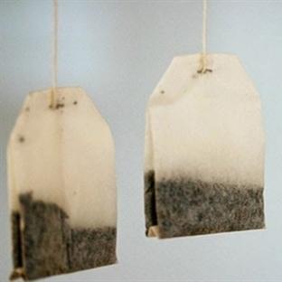 Kullanılmış Demlik Poşet Çayın Hiç Bilinmeyen Fayd