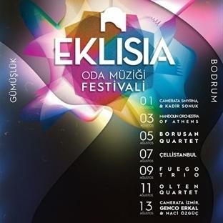 İlk Açık Hava Oda Müziği Festivali 1-13 Ağustos'ta