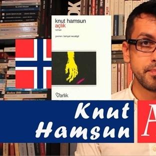 İlk Kitap Videom Yayında: Knut Hamsun | Açlık
