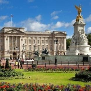 Londra Buckingham Sarayı