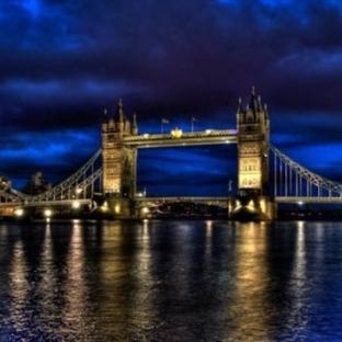 Londra Tower Bridge Köprüsü