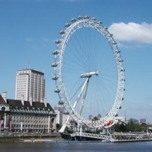 Londrada gezilecek yerler- London Eye
