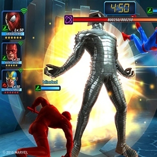 MARVEL Future Fight ile Üç Oyunculu Mod
