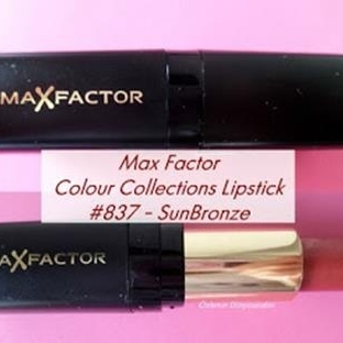Max Factor Colour Collections Lipstick