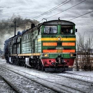Moskova'dan Pekin'e Trans Sibirya