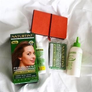 Naturtint Organik Saç Boyası / Fındık Kabuğu
