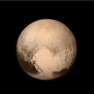 New Horizons Plüton'a En Yakın Fotoğrafı Çekti