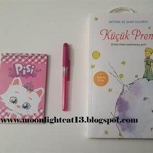 Okuma Halleri, Fotoğraflarla - Küçük Prens / Antoi
