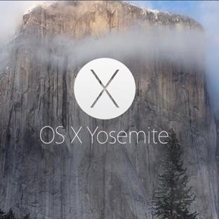 OS X için güncelleme yayınladı
