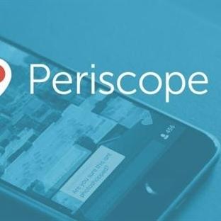 Periscope'a ''Engelleme'' Güncellemesi Geldi