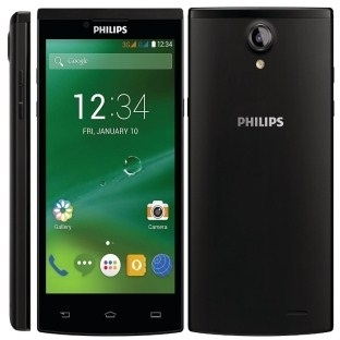 Philips'ten Selfie Odaklı Telefon: Philips S396