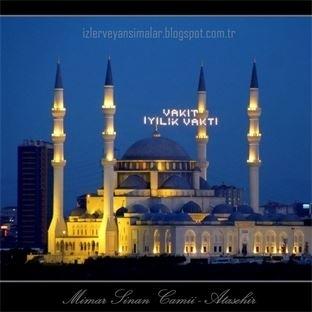 Ramazan'ın Kandilleri 'MAHYALAR'