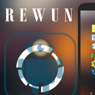 Rewun – İcon Pack Uygulaması