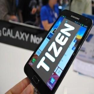 Samsung'dan Yeni Tizen İşletim Sistemli Telefon