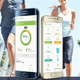 Samsung S Health Uygulaması