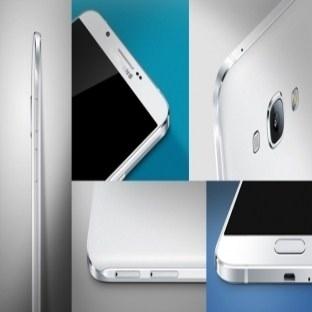 Samsung'un En İnce Telefonu Galaxy A8 Tanıtıldı