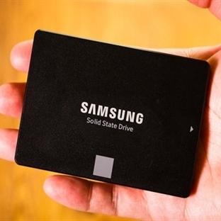 Samsung, Yeni 2 TB'lik SSD Sürücülerini Tanıttı!