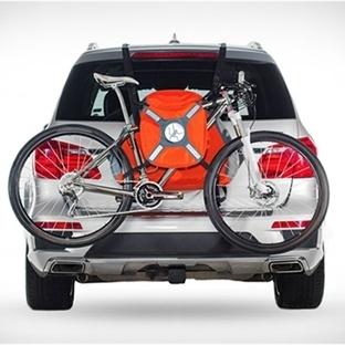 Şişirilebilir Bisiklet Taşıyıcısı | TRUNKMONKEY