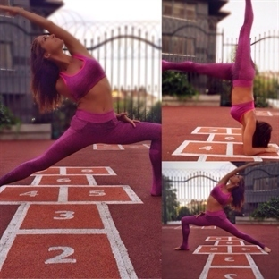 Spor yaparken tüm bakışlar size çevrilsin