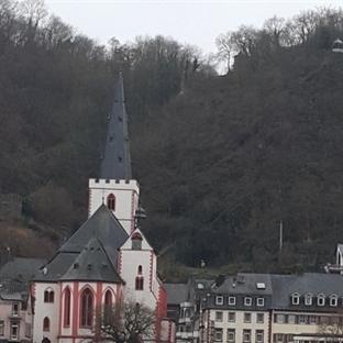 St Goar Almanya