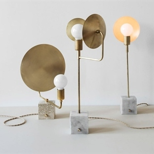 Studio Workstead'den Orbit Aydınlatma Serisi
