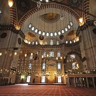 Süleymaniye Cami'nin Gizli Şifreleri