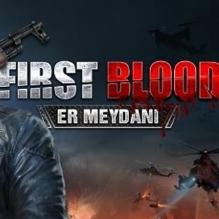 Tarayıcı İle Çalışan Oyun First Blood Çıktı!